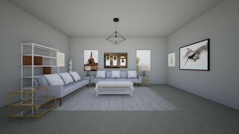 Lady Grey LvingRoom - Modern - Living room - by Elf_prettyballetgirl16