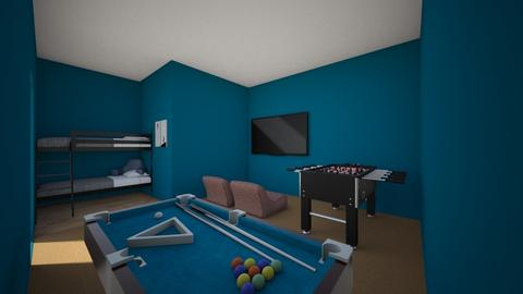 Science Metric Conversion - Living room  - by Trace917