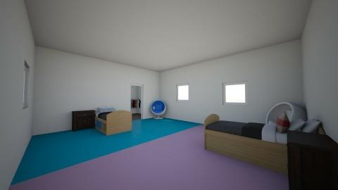 Bedroom - Modern - Kids room - by 23emadsen