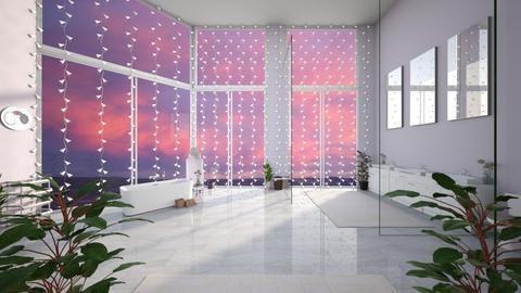 Luxury Lavender Bathroom - Bathroom  - by BearBear02