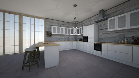 nnm - Modern - Kitchen  - by Ritus13