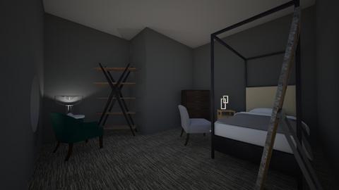 dream Bedroom - Bedroom - by NIGHTTACO10