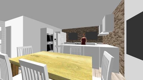 test4 - Kitchen  - by ansuace