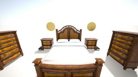 Homework - Bedroom  - by Noln