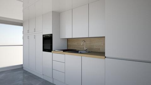 Thay cozinha1 - Kitchen  - by Jose Mota