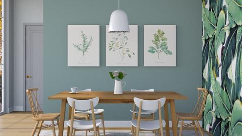 Fresh - Kitchen  - by Valeska Stieg