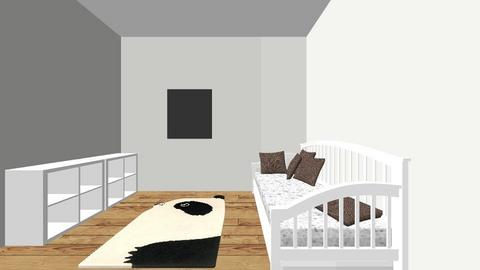 First floor Front room - Kids room  - by shhorr