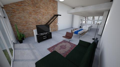 Loft13_woonkamer3_1 - Living room - by Loft13