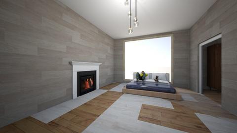Small Bedroom - Modern - Bedroom  - by Senura Manage