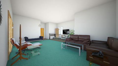 jvp simple living room1 - Minimal - by jeffVP VP