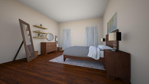 Minimalist Bedroom - Minimal - Bedroom  - by pattykinz