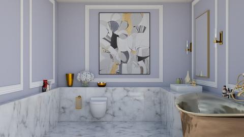 Ashley - Bathroom  - by yonvie