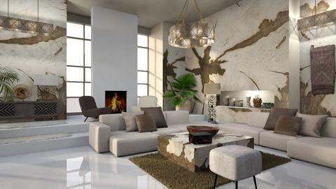 Obra - Modern - Living room  - by ZsuzsannaCs