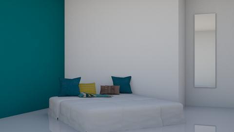 Bedroom - Modern - Bedroom - by Silverstream