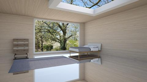 Mirror Skylight - Bedroom  - by designcat31