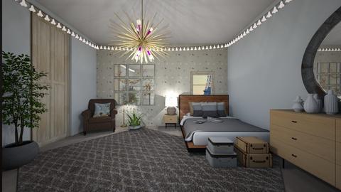 My Dream Room - Feminine - Bedroom  - by Han Jisung