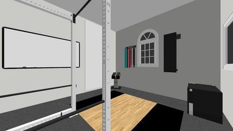 Garage GYM 4 - by rogue_e759b63d0f0bf63ebb31390b4fa33