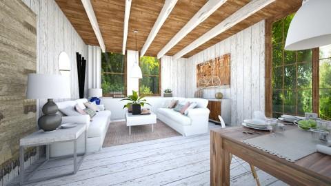 Rustico - Living room - by didi_