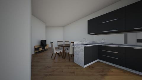 Ryan Block D 5 - Kitchen  - by Etienne Mallia
