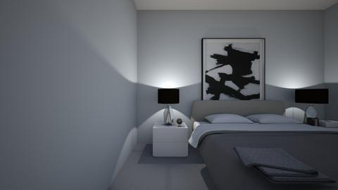 THE GREY AFFAIR BY TINT - Modern - Bedroom  - by tint concept