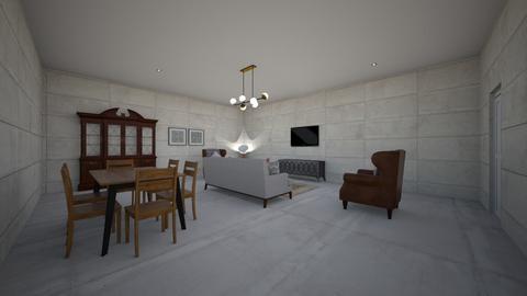 gfhgfjhgfj - Living room - by Gisele Ferreira Buenos