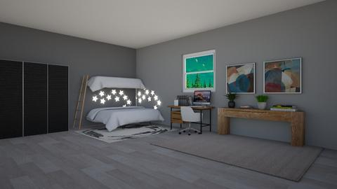 Dream room contest_Tanem - Bedroom  - by Tanem Kutlu