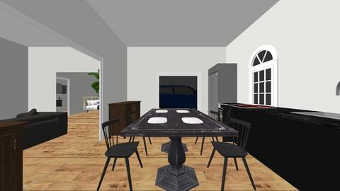 Casa Normal Jonathan - Classic - by Jona Rockert
