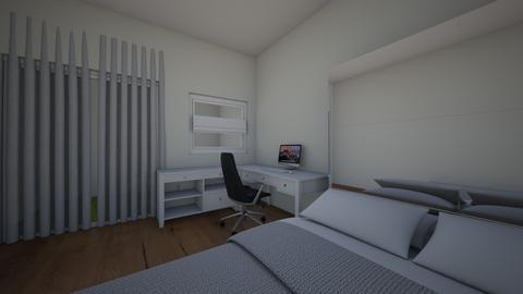 LE - Modern - Bedroom  - by tieutieu2k8