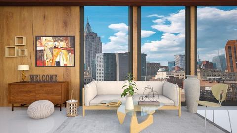 Contest 2_Chrispow0105 - Living room  - by Chrispow0105