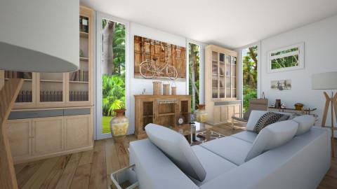 Classic - Classic - Living room  - by mari92u6
