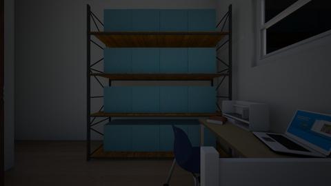 Cuarto de Boturini - Eclectic - Bedroom  - by Semimusa