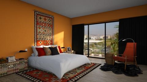 Marash - Bedroom  - by Claudia Correia