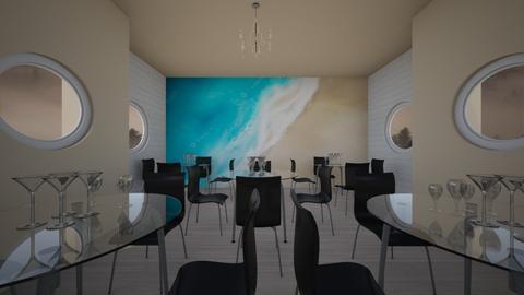 Seaside Cafe - Minimal - by taebay1 OSG