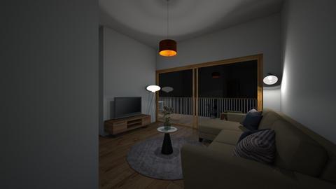 uu - Bedroom  - by khalilalhammuori