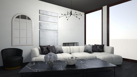 Minimal living room - Modern - Living room  - by Mila dimitrova