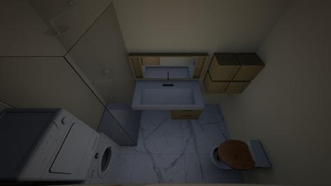 Vonios kambarys2 - Bathroom  - by JurgaVSRC