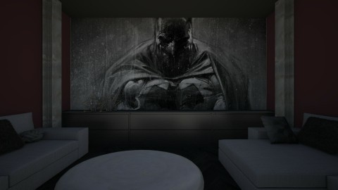 batman - Modern - Living room - by newyork4everloved