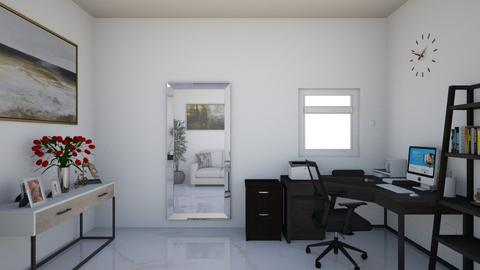 Ideal Home Office - Modern - Office  - by althea_gretel
