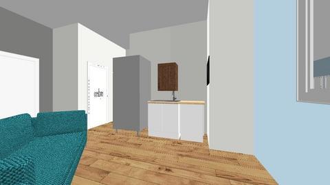 Cottage Living room - Rustic - Living room  - by nduwe