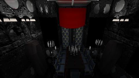 The Vampire Council - Office - by SammyJPili
