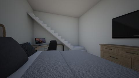 k - Bedroom  - by TallulahRosie