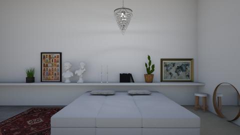 serene - Bedroom - by sjones23