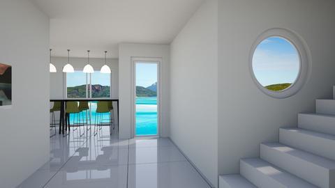 Corridor - Kitchen  - by logz mcw