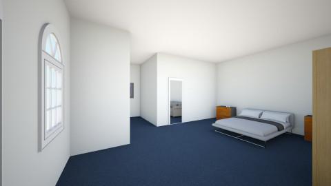My Room - Retro - Bedroom  - by Sorathomas14