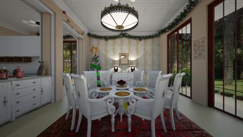 Christmas decoration - by Yulita Riauwaty