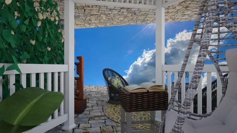 Living Patio - by Gab71892