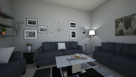 gallery wall - by Strandreas