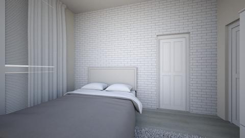 new room - Bedroom  - by emiliabrooke