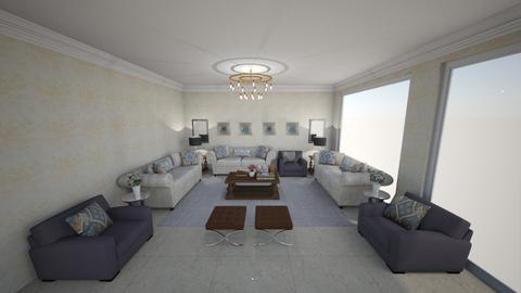 mr ali alkabi - Living room  - by lorenz