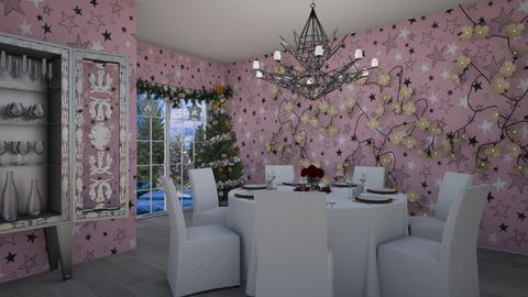 Stars - Dining room - by JM Krab